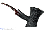 Jesse Jones Pipe Black Blast Bent Cherrywood at Blue Room Briars