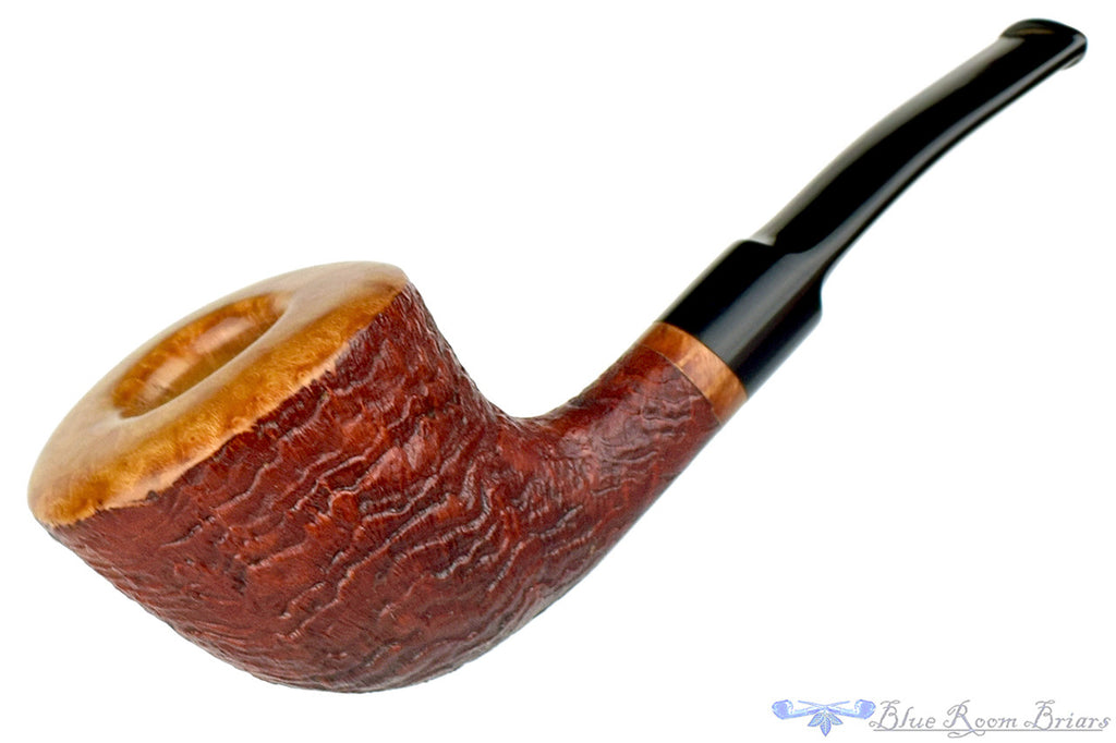 RC Sands Pipe 1/8 Bent Smooth Rim Dublin at Blue Room Briars