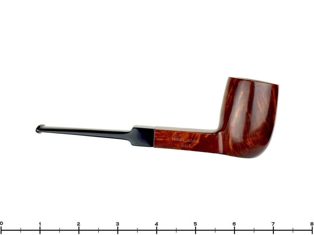 GBD New Standard 9491 (1960s-70s Make) Square Shank Sitter Billiard Estate Pipe at Blue Room Briars
