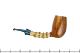 Blue Room Briars is proud to present this Bill Walther Pipe Bent Tall Egg Sitter with Bamboo