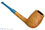 Blue Room Briars is proud to present this Nate King Pipe Natural Crosscut Sandblast Lovat