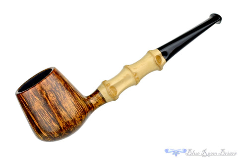 Steve Morrisette Pipe Tall Black Blast Vocano