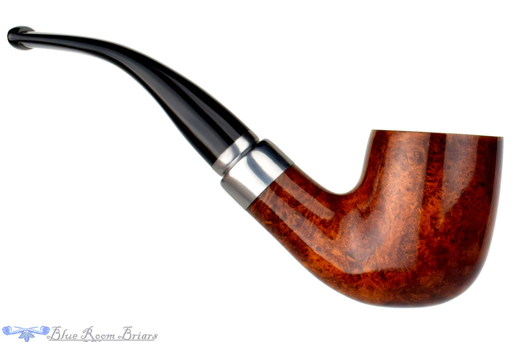 Viking Classic 1/2 Bent Billiard with Nickel Estate Pipe