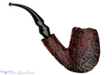 Blue Room Briars is proud to present this Ian Nicol Pipe Ring Blast Freehand Billiard