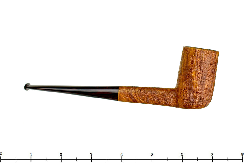 Blue Room Briars is proud to present this Thomas James Pipe Tan Blast Chimney with Brindle
