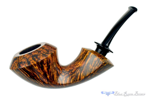 David Huber Pipe High-Contrast Smooth Coffee Bean