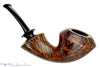 Blue Room Briars is proud to present this David Huber Pipe High-Contrast Smooth Rhodesian