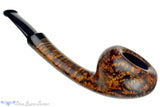 Blue Room Briars is proud to present this David Huber Pipe High-Contrast Smooth Coffee Bean