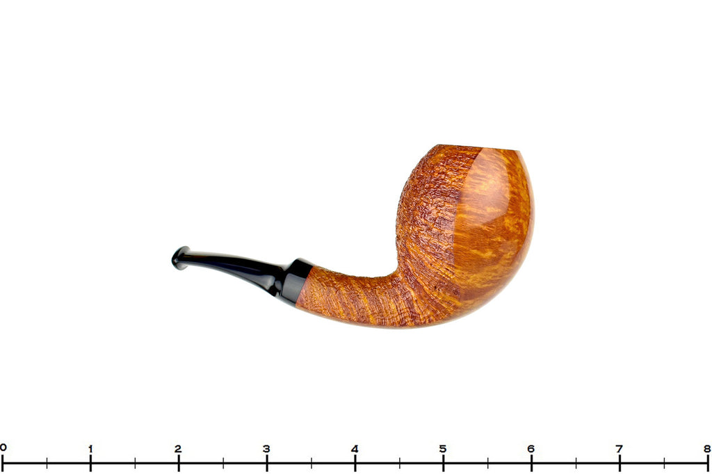 Blue Room Briars is proud to present this David S. Huber Pipe Partial Sandblast Cobra