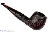Blue Room Briars is proud to present this Max Capps Pipe Leaf Grade Sandblast Apple with Brindle