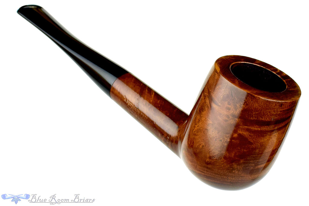 Blue Room Briars is proud to present this Peterson K Briar 6 Billiard with Fishtail Unsmoked Estate Pipe