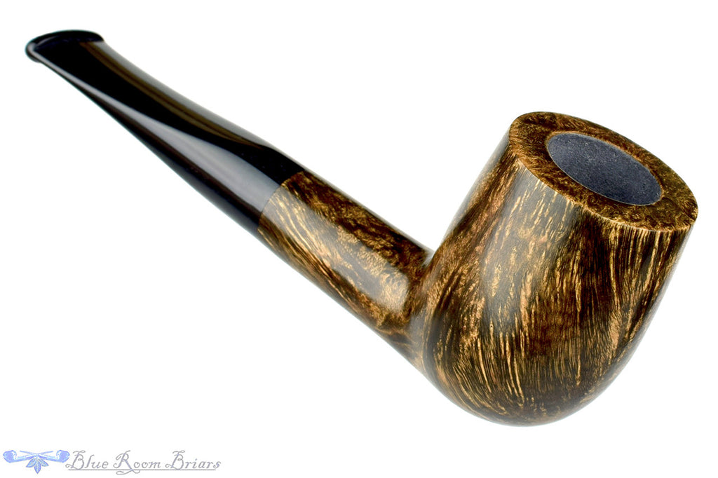Blue Room Briars is proud to present this Vermont Freehand Pipe Dark Smooth Billiard