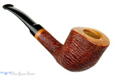 Blue Room Briars is proud to present this RC Sands Pipe 1/8 Bent Ring Blast Dublin with Smooth Rim