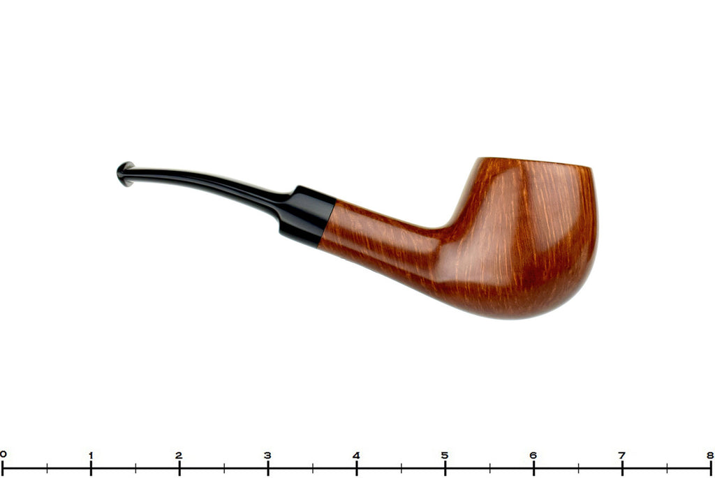 Blue Room Briars is proud to present this RC Sands Pipe 1/8 Bent Saddled Apple