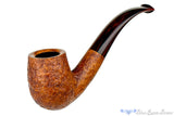 Blue Room Briars is proud to present this Jesse Jones Pipe Tan Blast 1/2 Bent Billiard