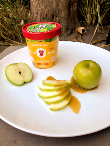 Passion Fruit Caramel Sauce - Snow Monkey