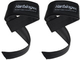 Harbinger: Leather Lifting Straps