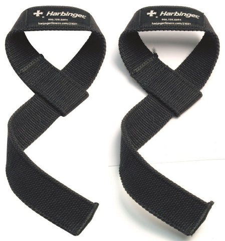 Harbinger: Cotton Lifting Straps