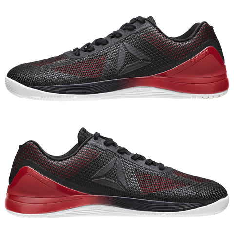 RCF: Men's Nano 7 Red/Black