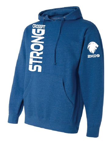 2019 Strong Hoodie