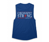 SFPC: CrossFit Strong Muscle Tank