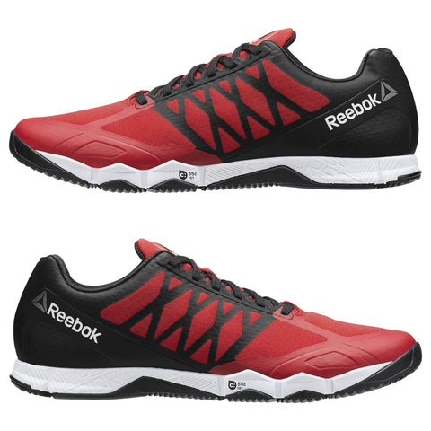 RCF: Men's Speed TR (Red/Black)