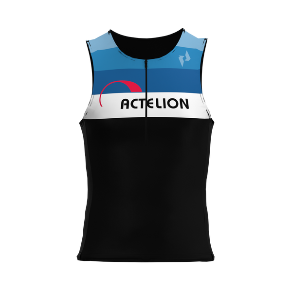 Actelion - Panache Tri Top - MEN