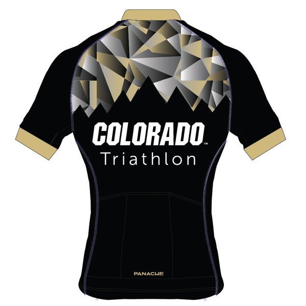 CU Triathlon Short Sleeve Bullet Jersey (Men's/Women's)