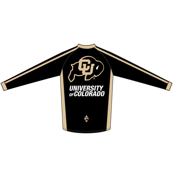 CU Cycling Long Sleeve Downhill Jersey (Unisex)