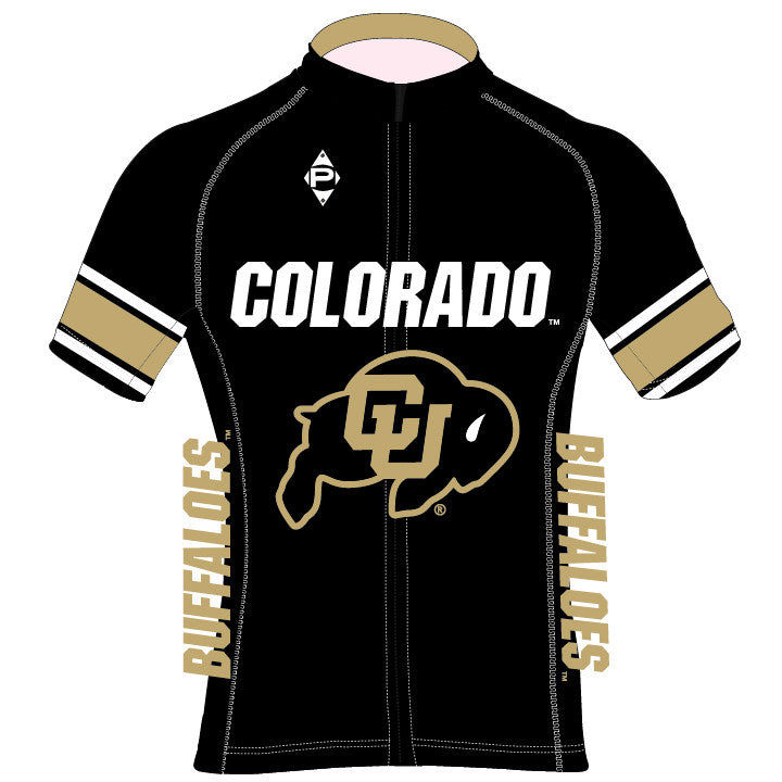 CU Cycling Short Sleeve Bullet Jersey (Men's/Women's)