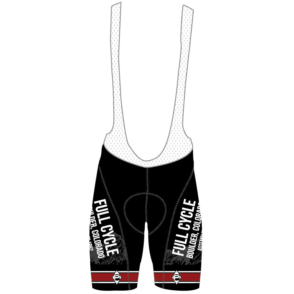 Full Cycle Bullet Bib Short (Men's/Women's)