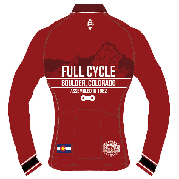 Full Cycle Long Sleeve Thermal Jersey