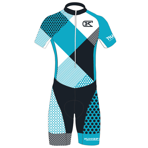 Kingfield 2019 SHORT Sleeve Skinsuit