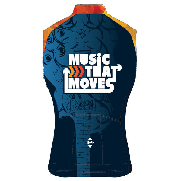 Music That Moves Wind Vest