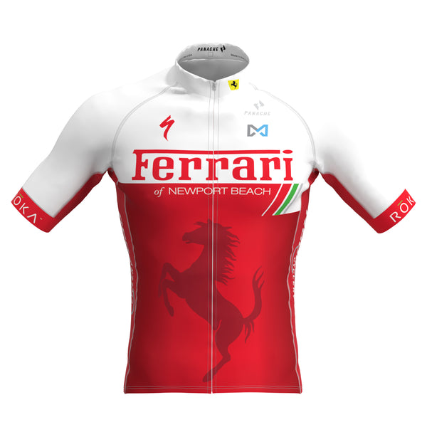 Ferrari MSR / SS SuperLight Jersey / WHITE