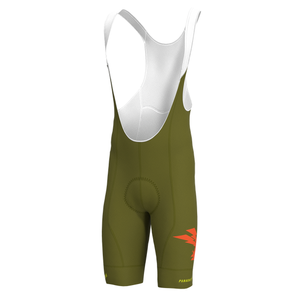 OLIVETTI - GREEN Panache Pro BIB Short - MEN