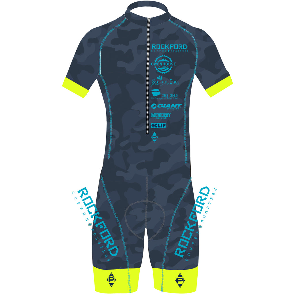 R-O / Short Sleeve Skinsuit
