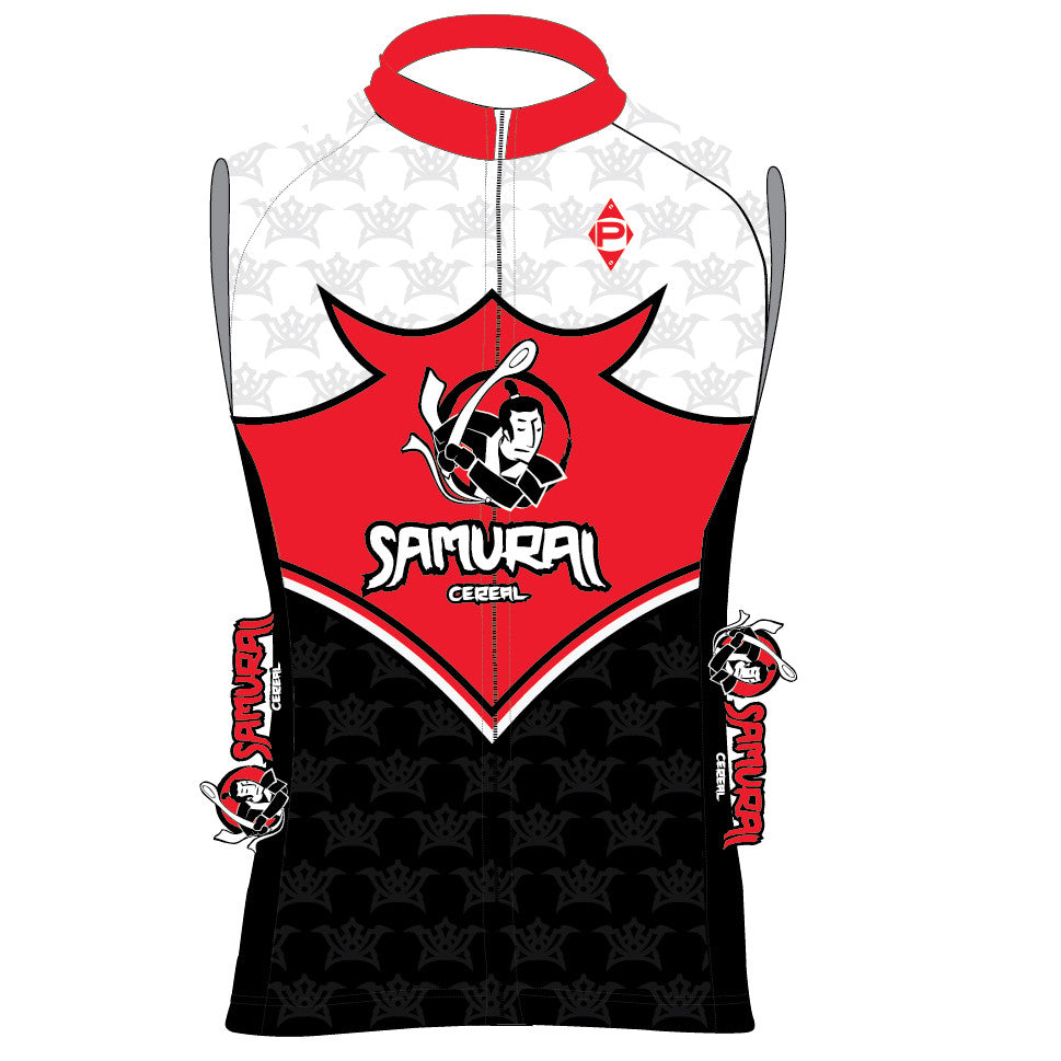 Samurai Cereal Sleeveless Jersey