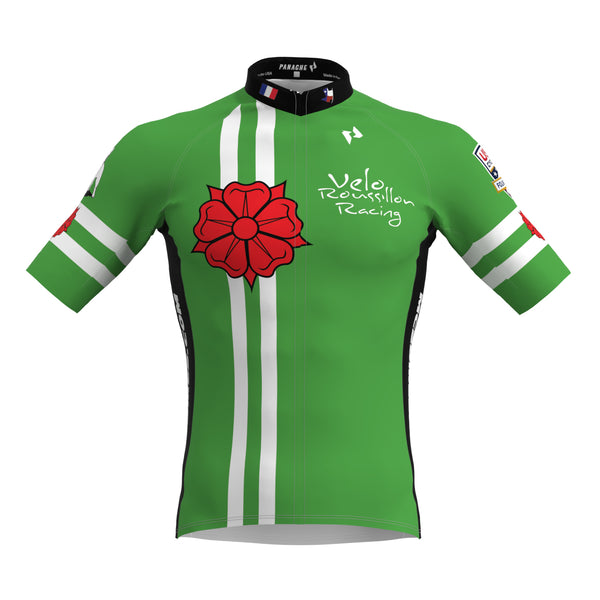 Velo Roussillon 2019 SS Jersey (3 colors)