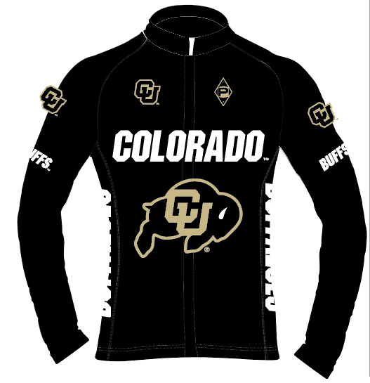 CU 2019 Long Sleeve Thermal Jersey (Unisex) - PRE ORDER