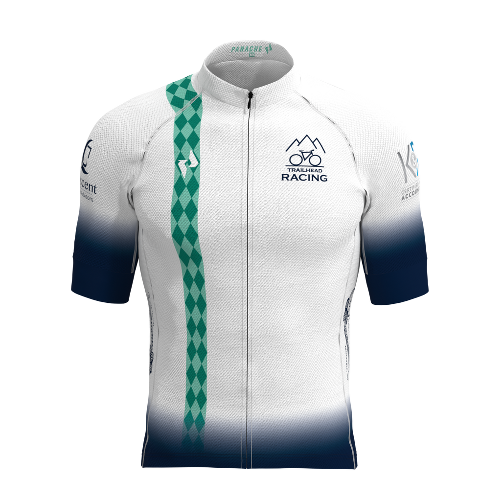 Trail Head - Panache Pro Jersey - WHITE - WOMEN