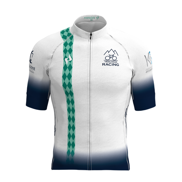 Trail Head - Panache Pro Jersey - WHITE - MEN