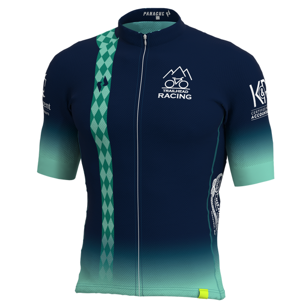 Trail Head - Panache Pro Jersey - BLUE - MEN