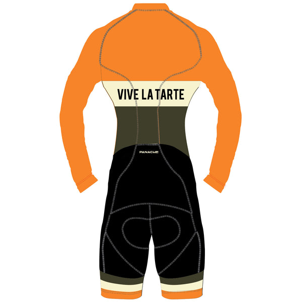 Vive La Tarte 2.0 Long Sleeve Skin Suit (Men's/Women's)