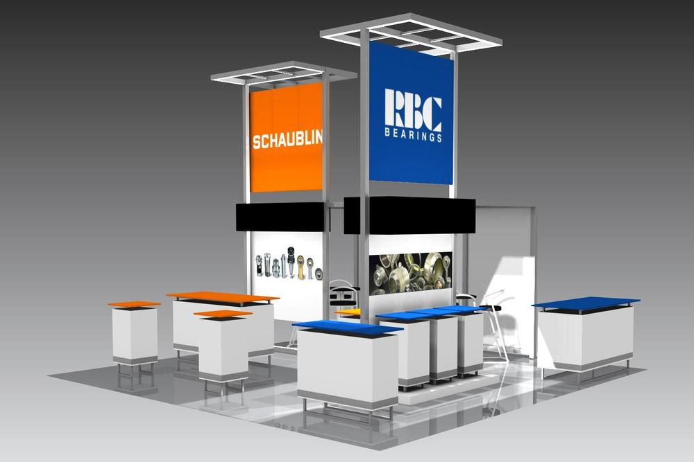 Trade Show Booth Graphic Design : Trade show displays booths exhibits & ideas u2013 godfrey group