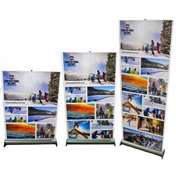 Retractable Banner Stands