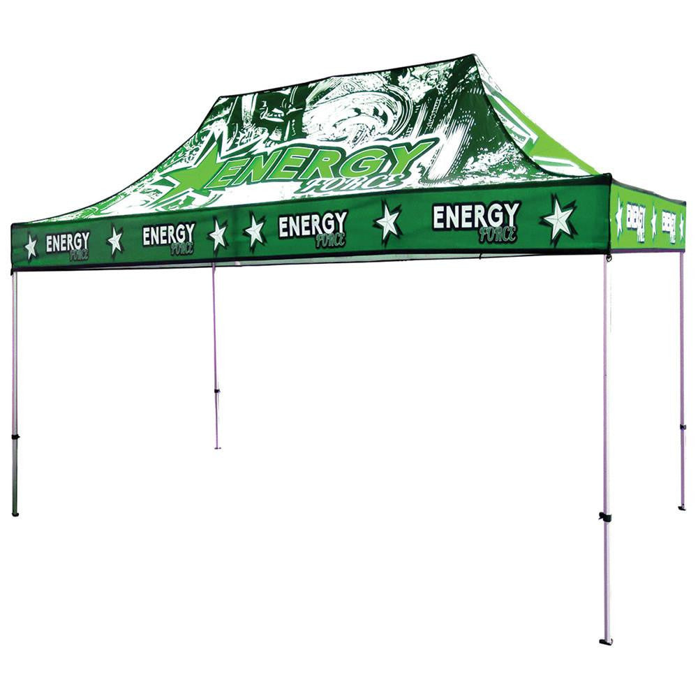 15u0027 Full Color UV Printed Pop Up Tent  sc 1 st  Godfrey Group & 15u0027 Full Color UV Printed Tent | Display Tent for Trade Shows ...