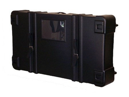 Set of hard shipping cases for monitor and stand - Godfrey Group
