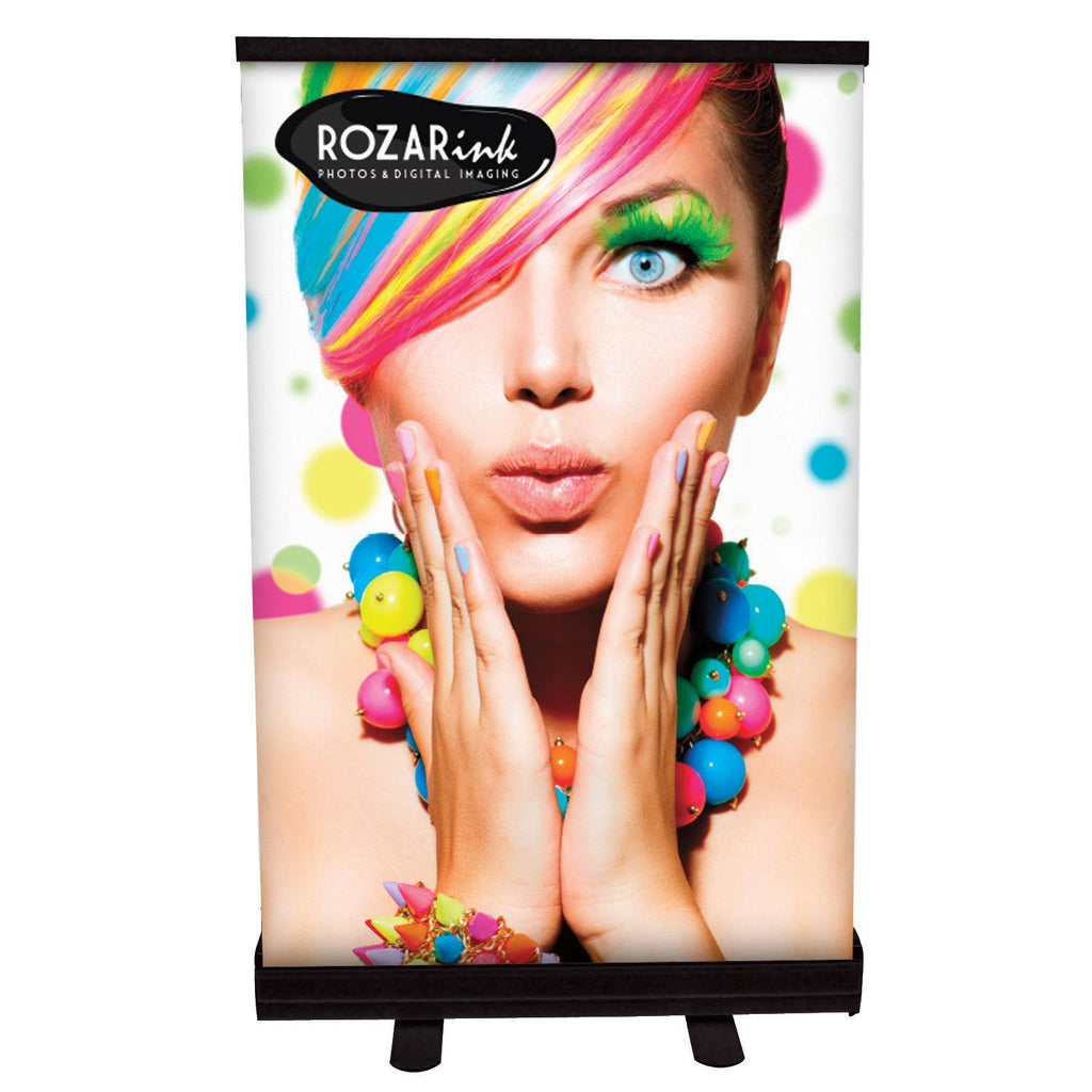 Table Top Retractable Display - Godfrey Group