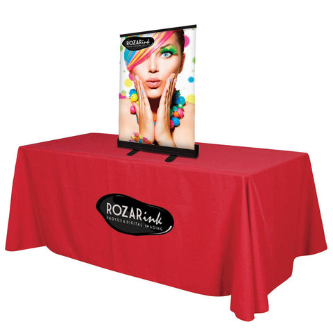 Table Top Retractable Display
